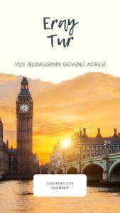 İngiltere vize işlemleri