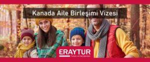 Kanada Aile Birleşimi vizesi