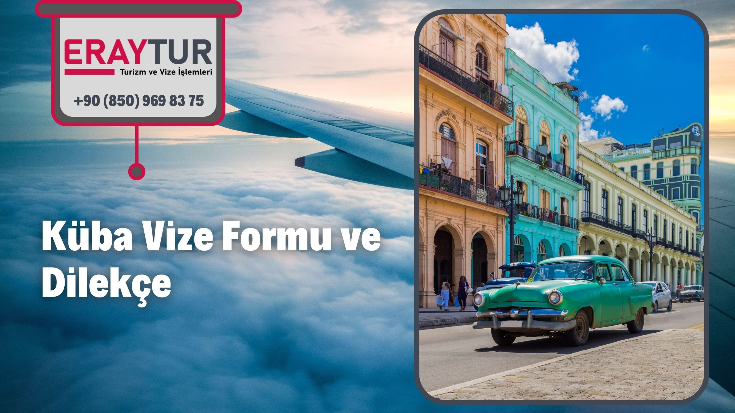 Küba Vize Formu ve Dilekçe