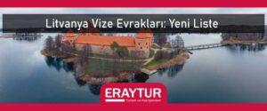 Litvanya vize evrakları