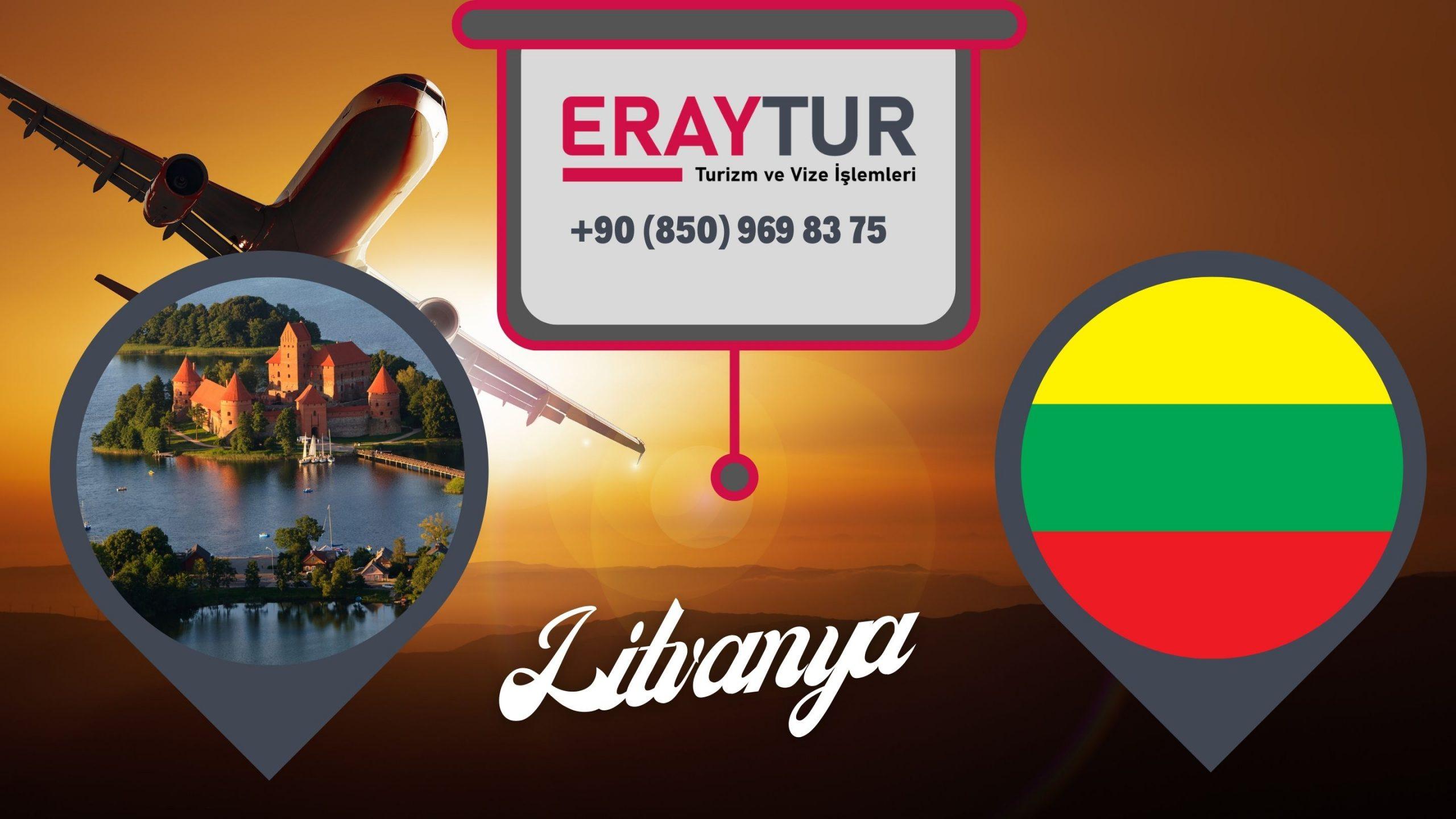 Litvanya Vize Formu ve Dilekçe