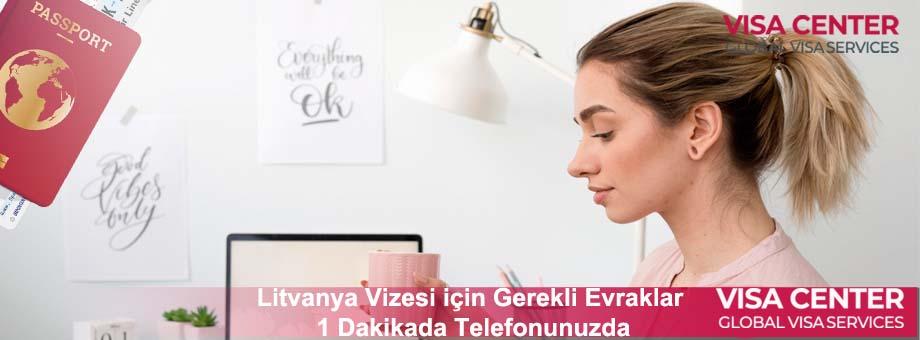 Litvanya Vizesi: En İyi Vize Rehberi 2 – litvanya vizesi gerekli evraklar