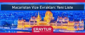 Macaristan vize evrakları