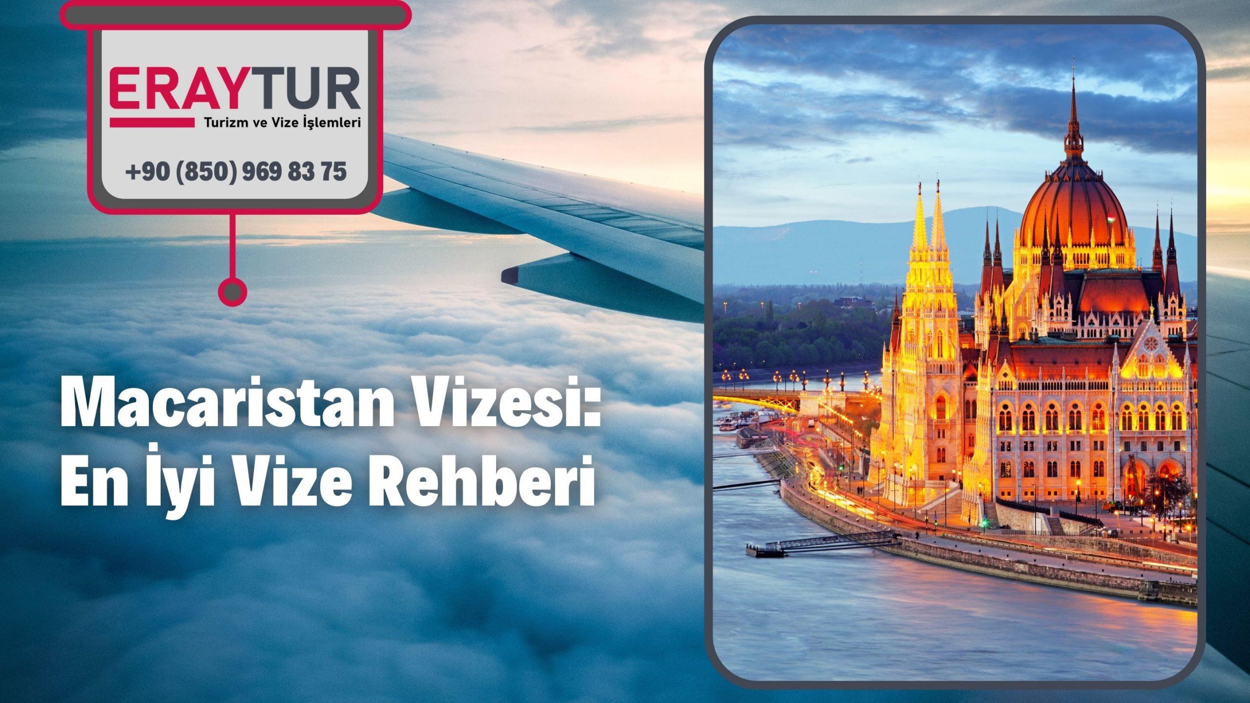 Macaristan Vizesi: En İyi Vize Rehberi 2021