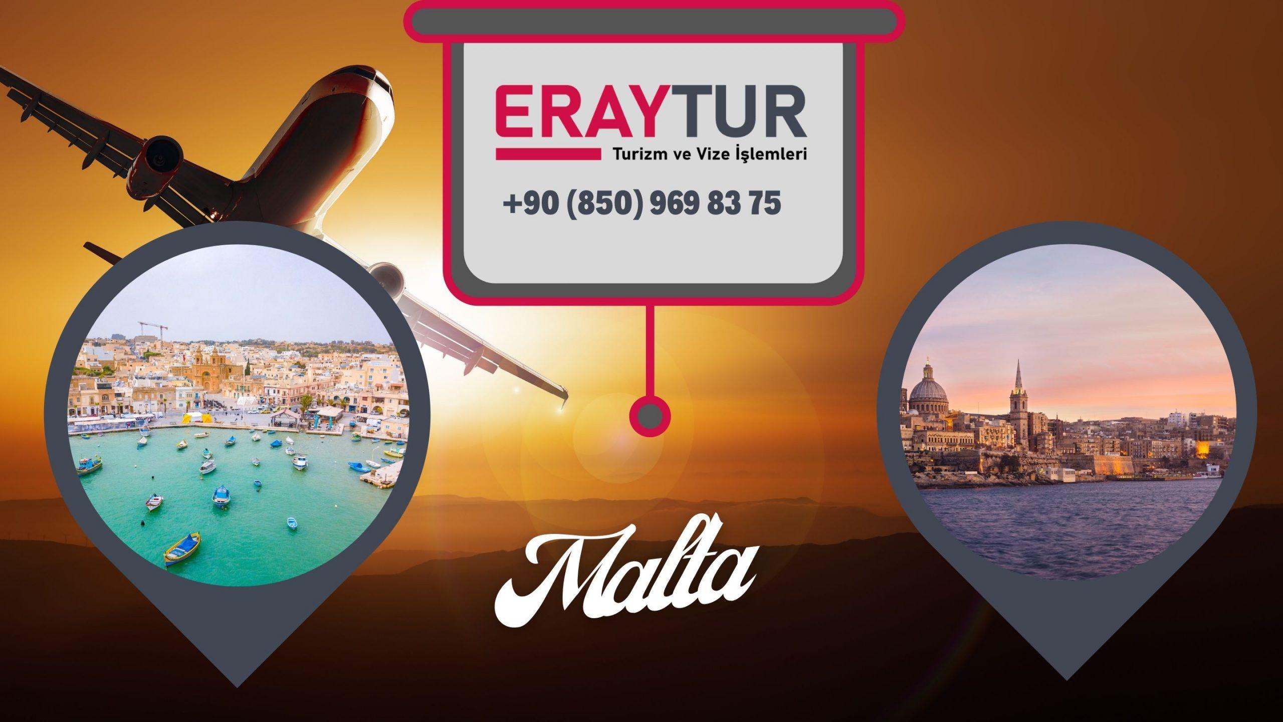 Malta Vize Evrakları: Yeni Liste [2021]