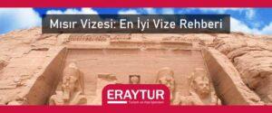 Mısır vizesi en iyi vize rehberi
