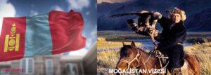 Moğolistan vize formu