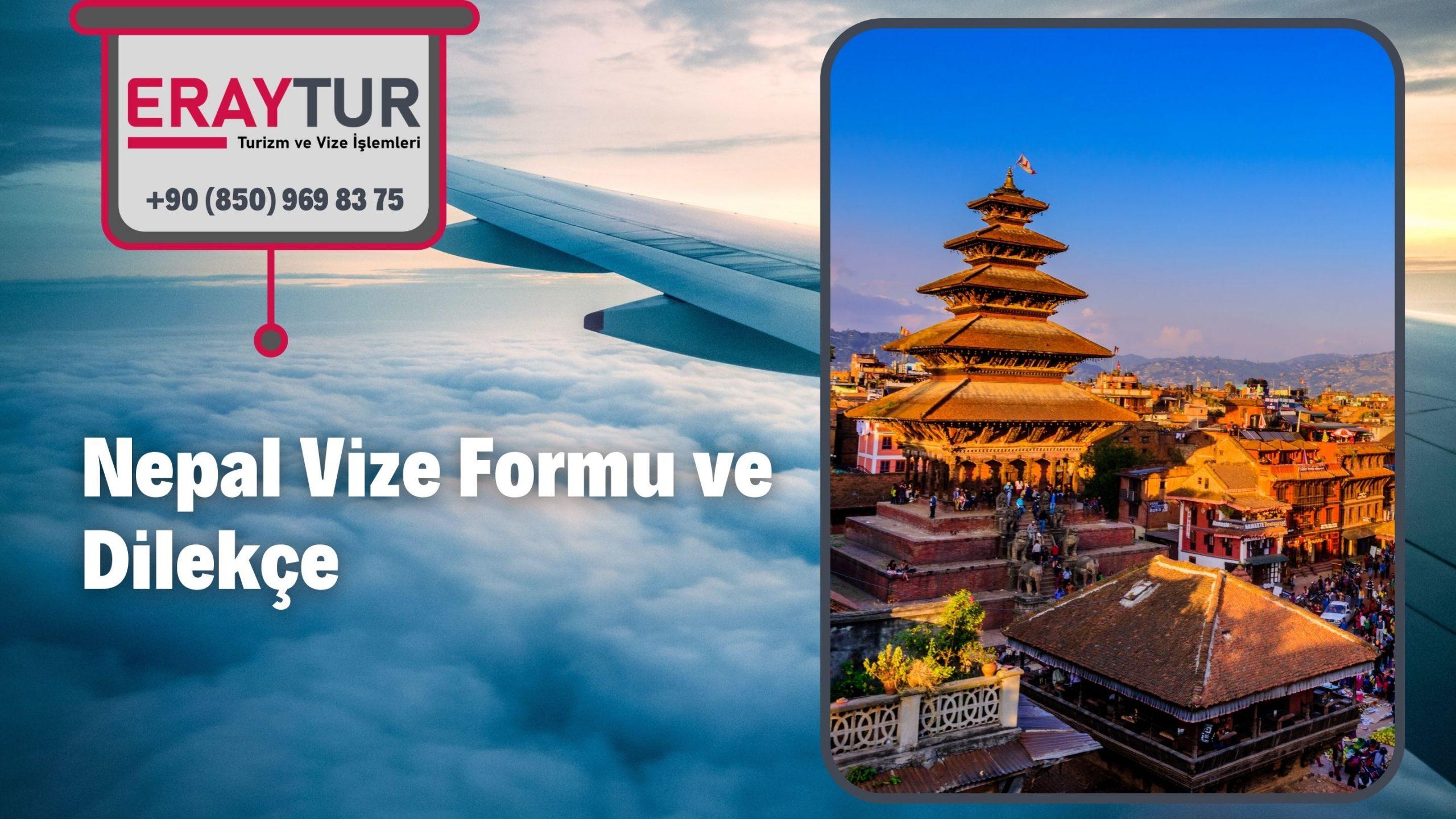 Nepal Vize Formu ve Dilekçe 1 – nepal vize formu ve dilekce 1 scaled