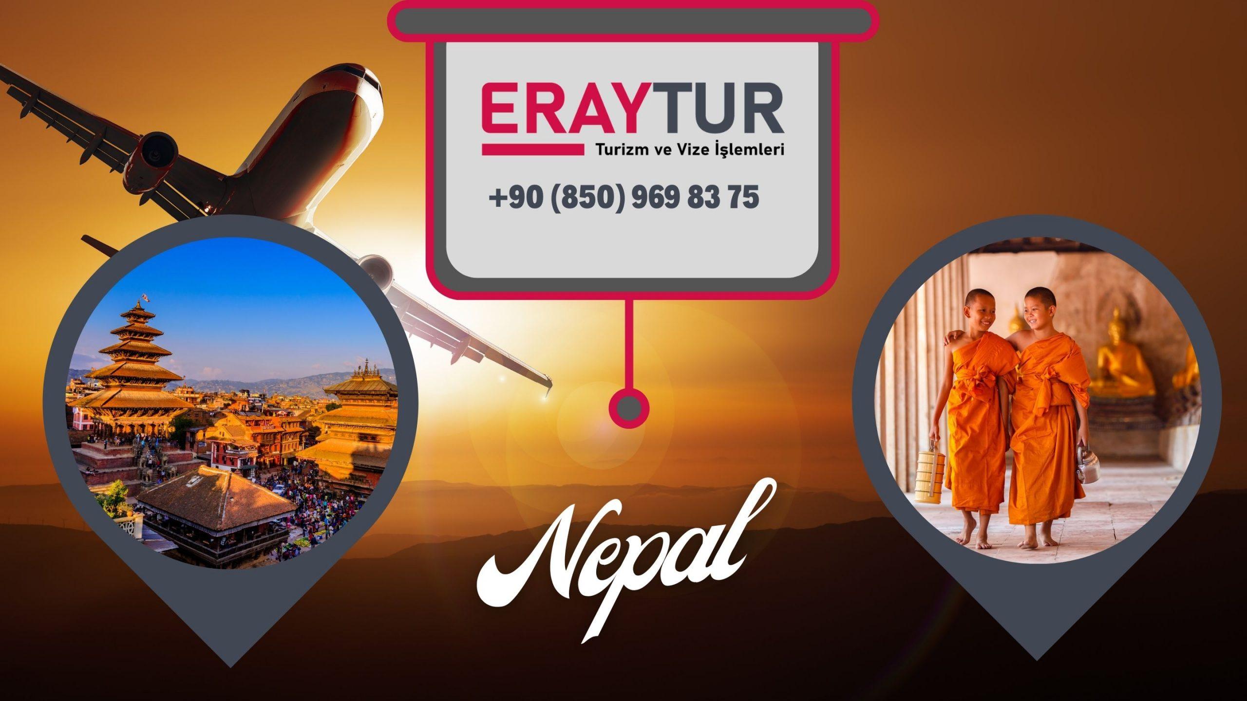 Nepal Vize Formu ve Dilekçe