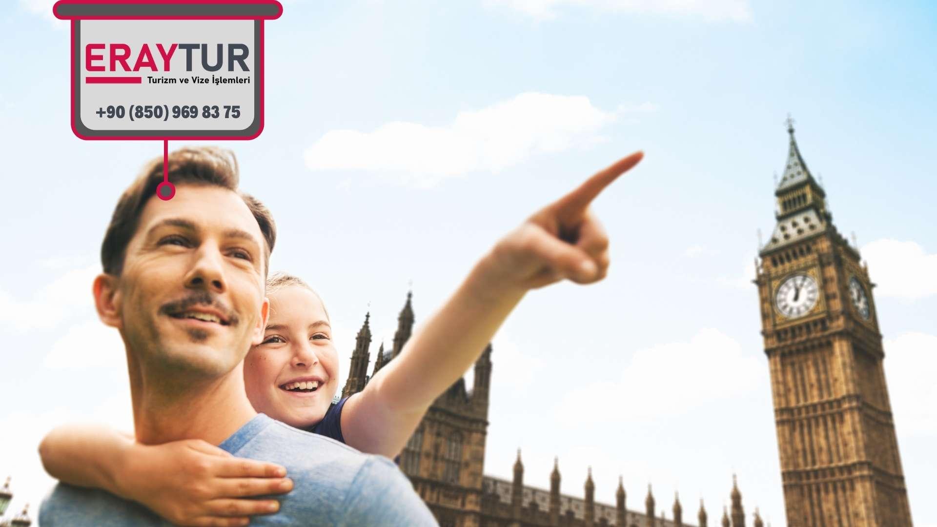 İngiltere Aile Birleşimi Vizesi İçin Gerekli Evraklar