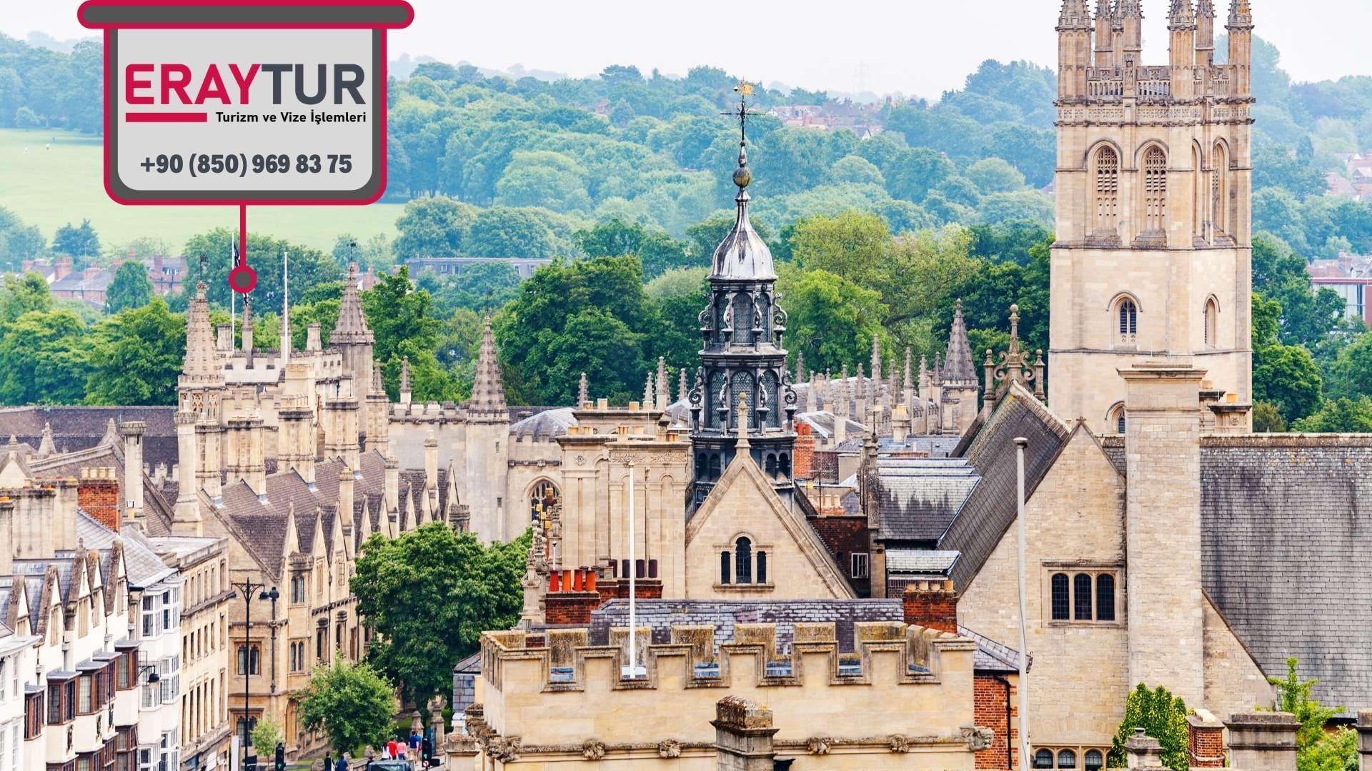 İngiltere Aile Ziyareti Vize Ücreti