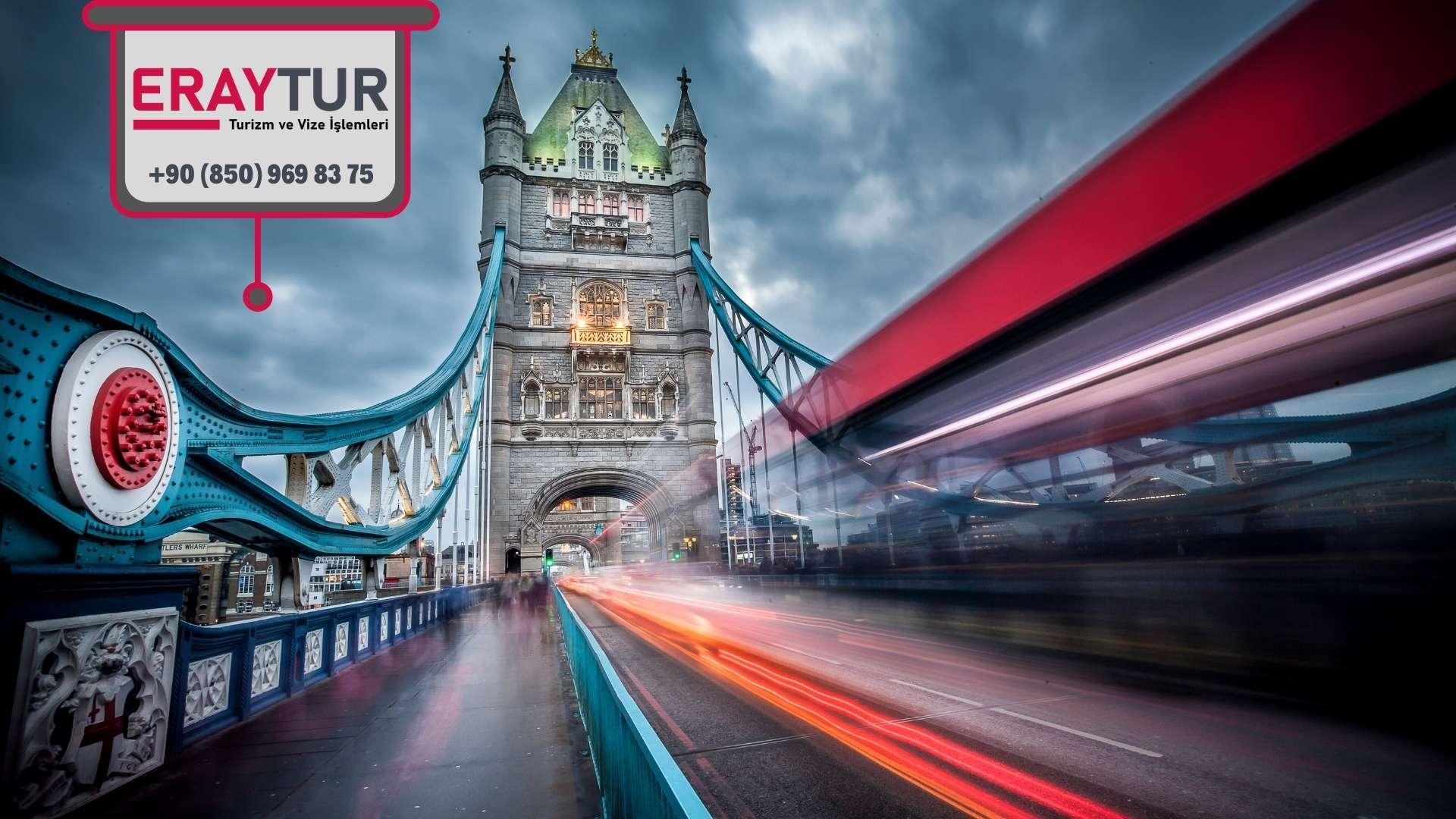 İngiltere Turistik Vize Çalışan Evrakları