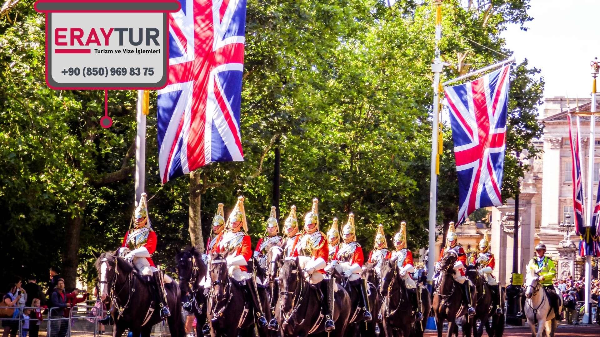 İngiltere Ticari Vize İçin Gerekli Evraklar