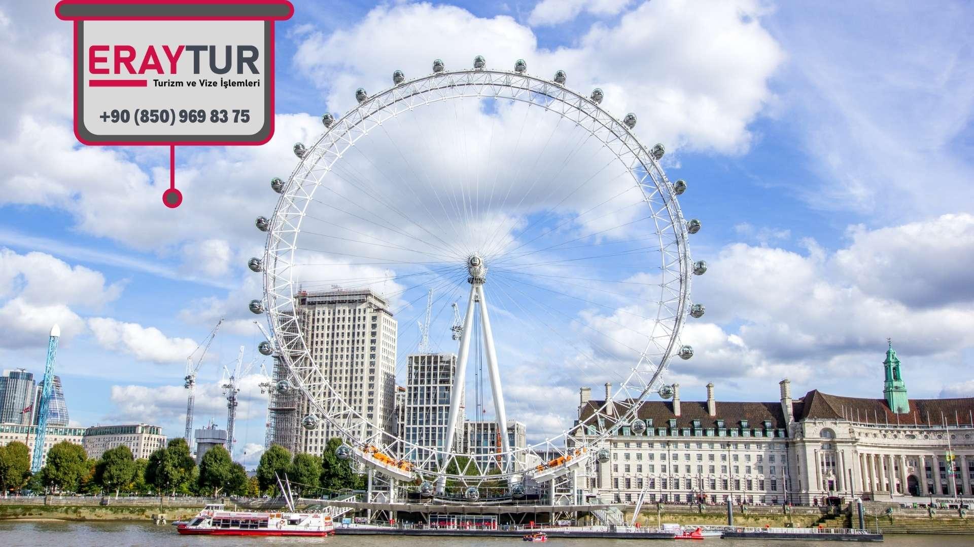 İngiltere Turistik Vize İşveren Evrakları