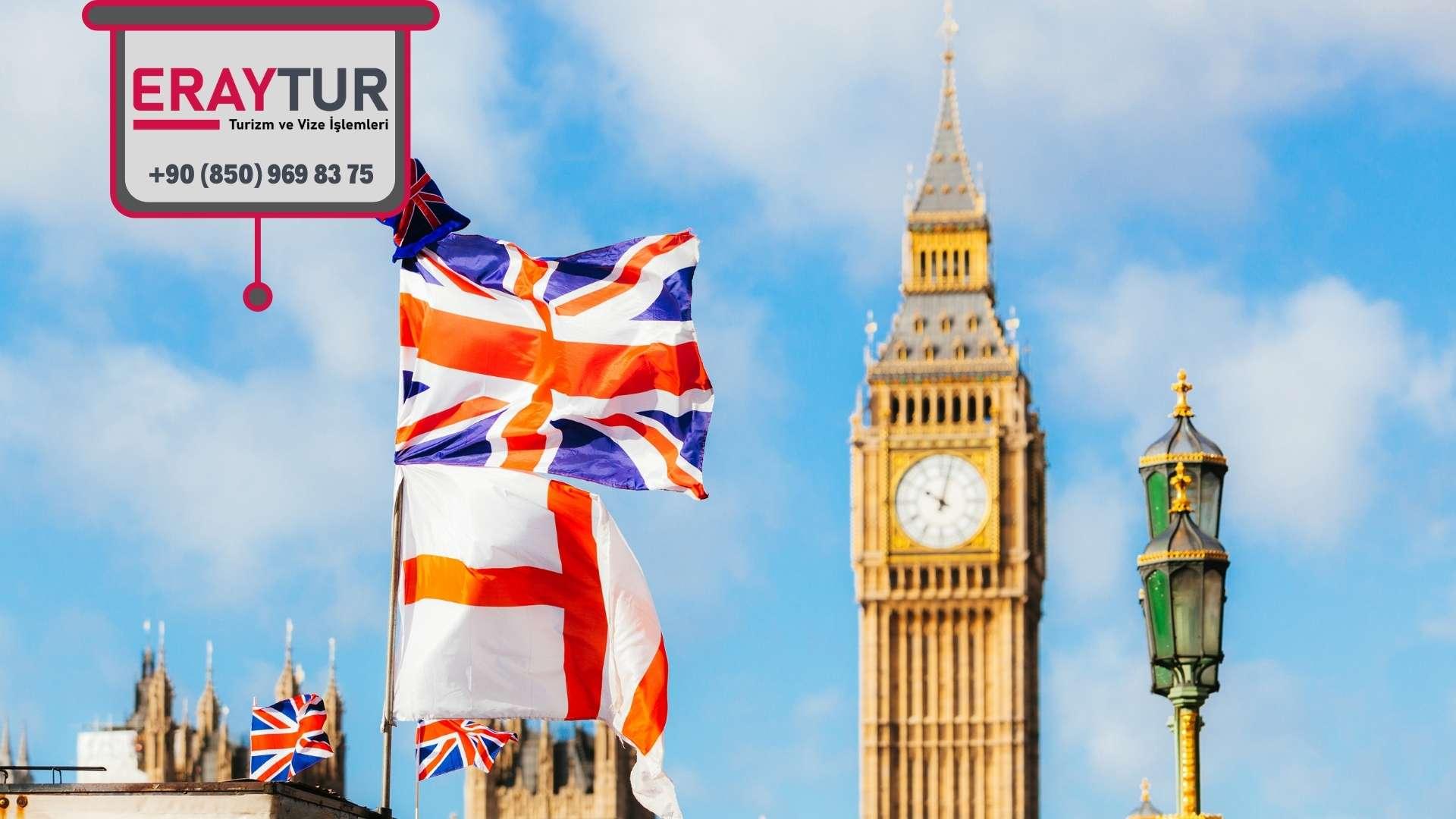 İngiltere Turistik Vize Kaç Günde Çıkar?