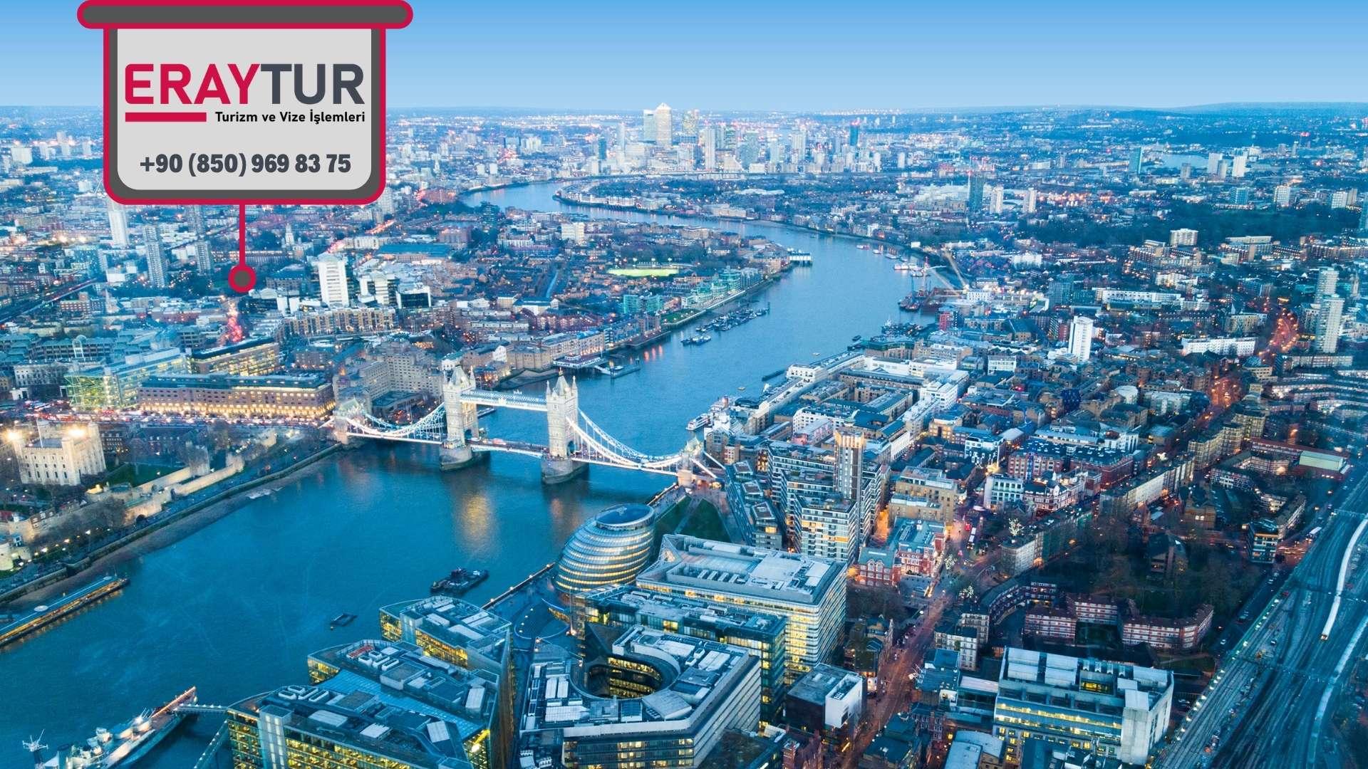 İngiltere Turistik Vize Kamu Çalışanı Evrakları