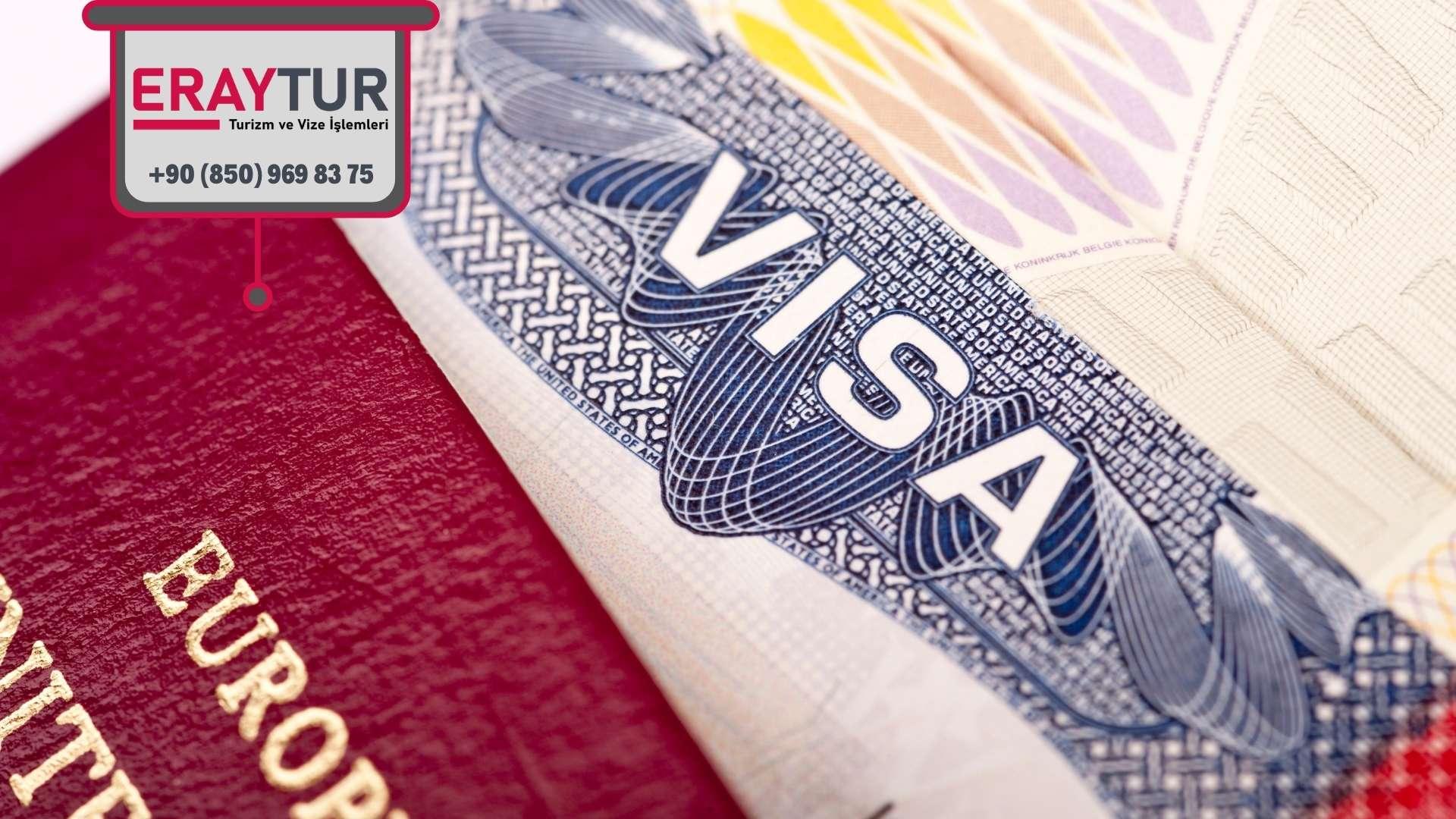 İngiltere Turistik Vize Ücreti