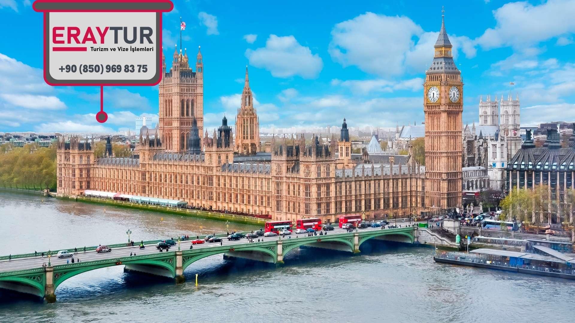 İngiltere Vize Ücretleri