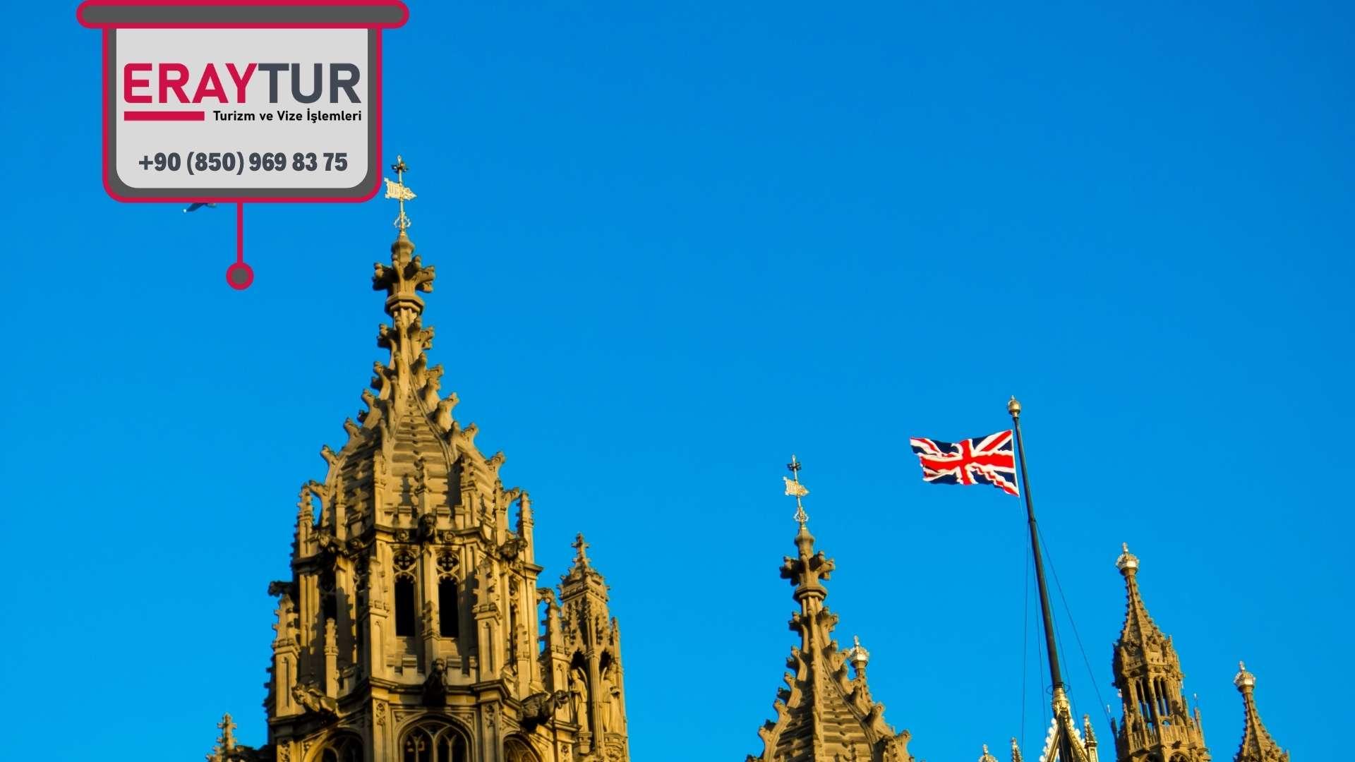 İngiltere Vizesi Ücreti Ne Kadardır?