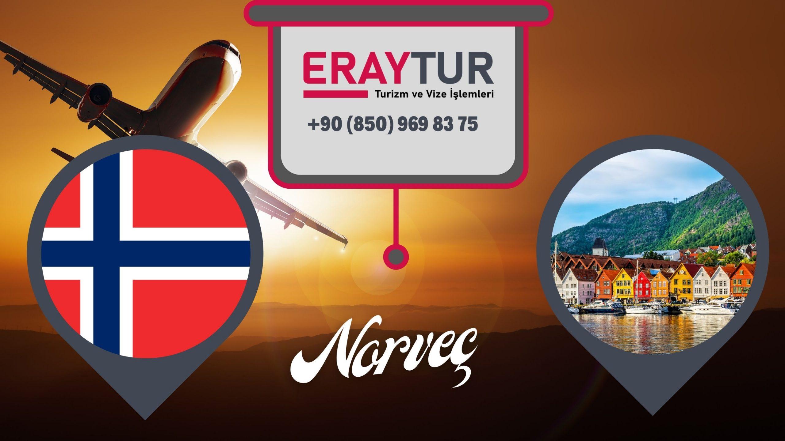 Norveç Vize Formu ve Dilekçe