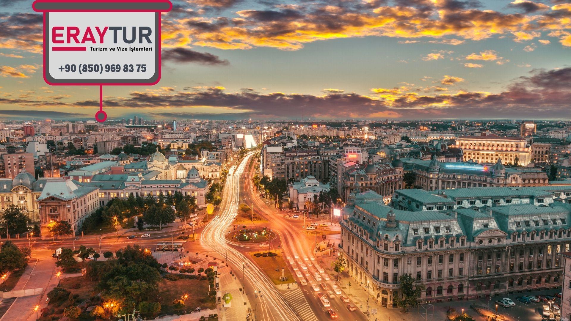 Romanya Kısa Süreli C Tipi Vizeler İçin İstenen Belgeler-Romanya Vize Evrakları