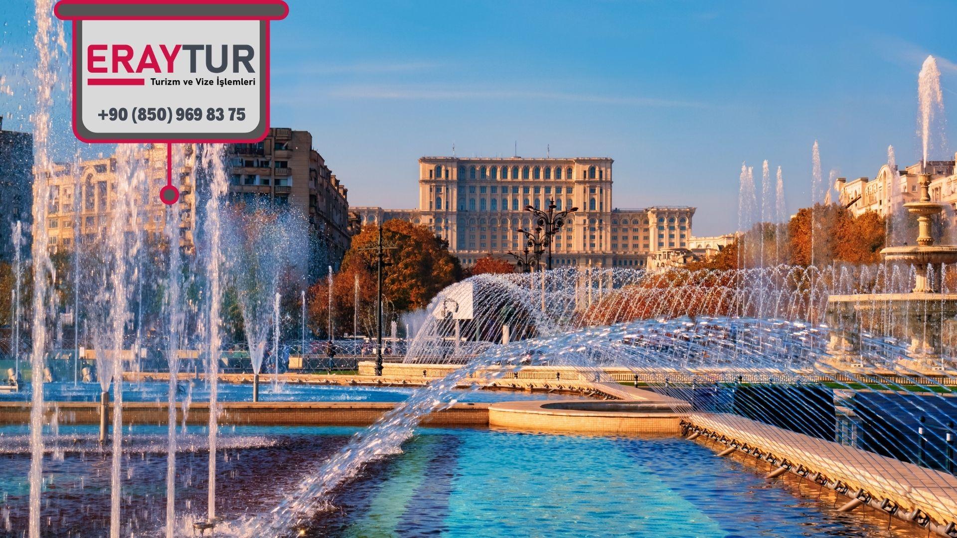 Romanya Turistik Vize İşsiz Evrakları