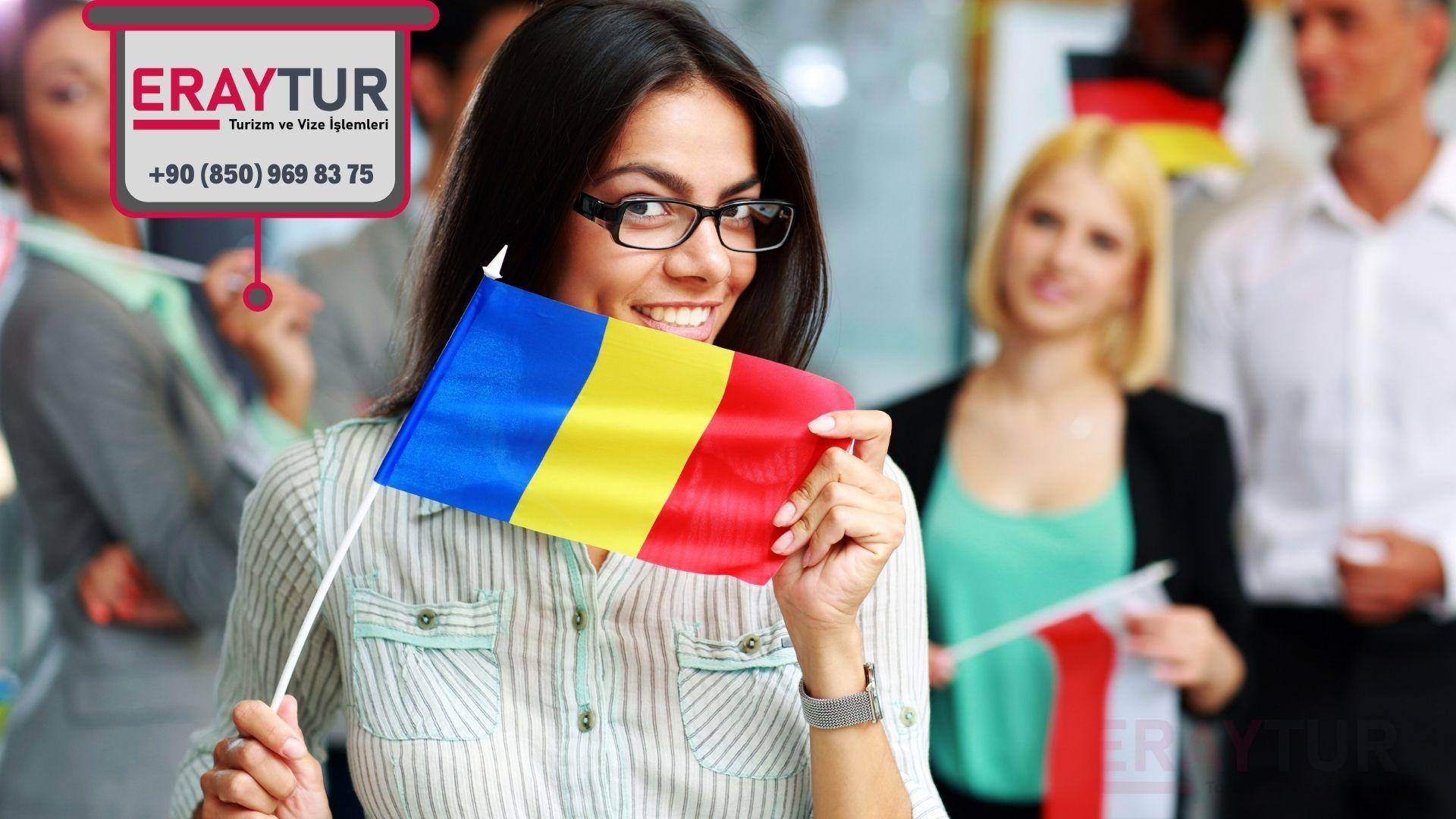 Romanya Vize Başvurusu