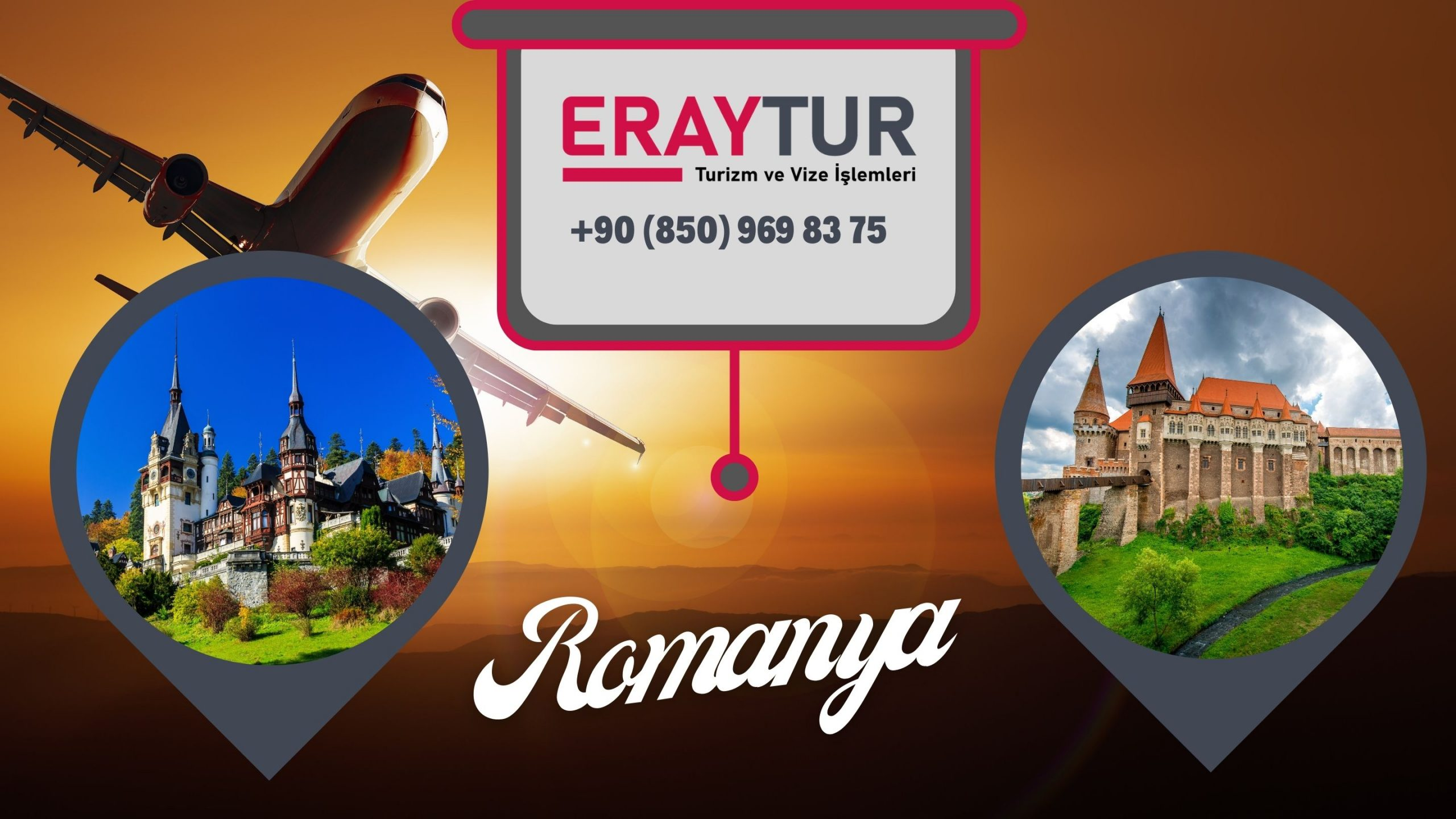 Romanya Vize Formu ve Dilekçe