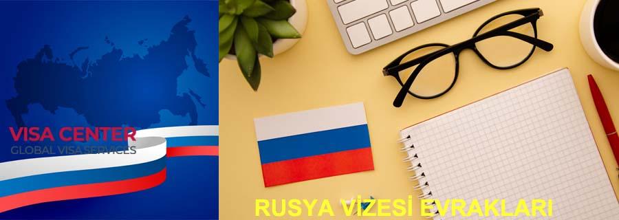 Rusya Vize Evrakları: Yeni Liste [2021] 2 – rusya vizesi evraklari