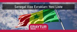Senegal vize evrakları
