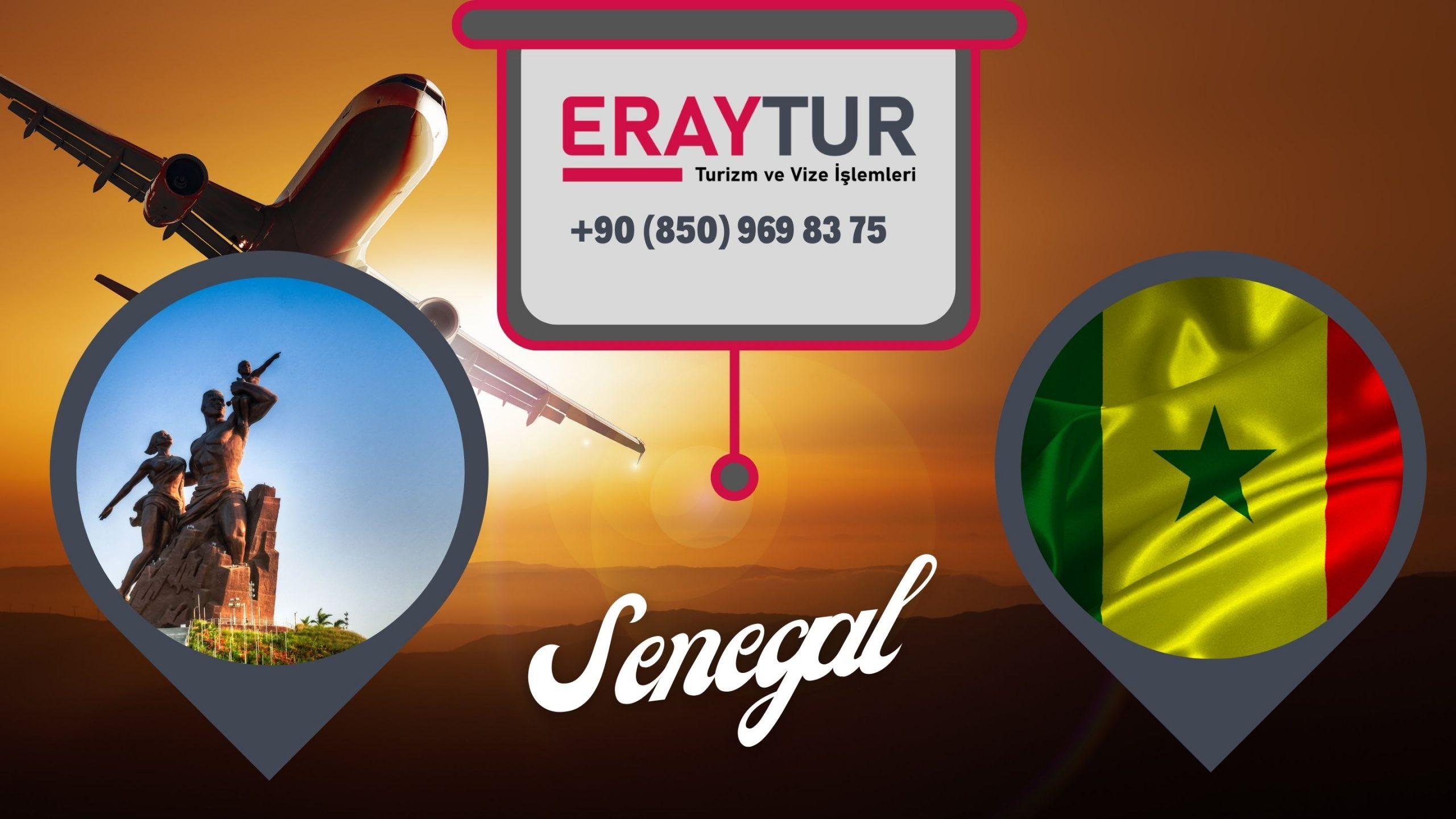 Senegal Vize Formu ve Dilekçe