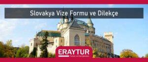 Slovakya vize formu