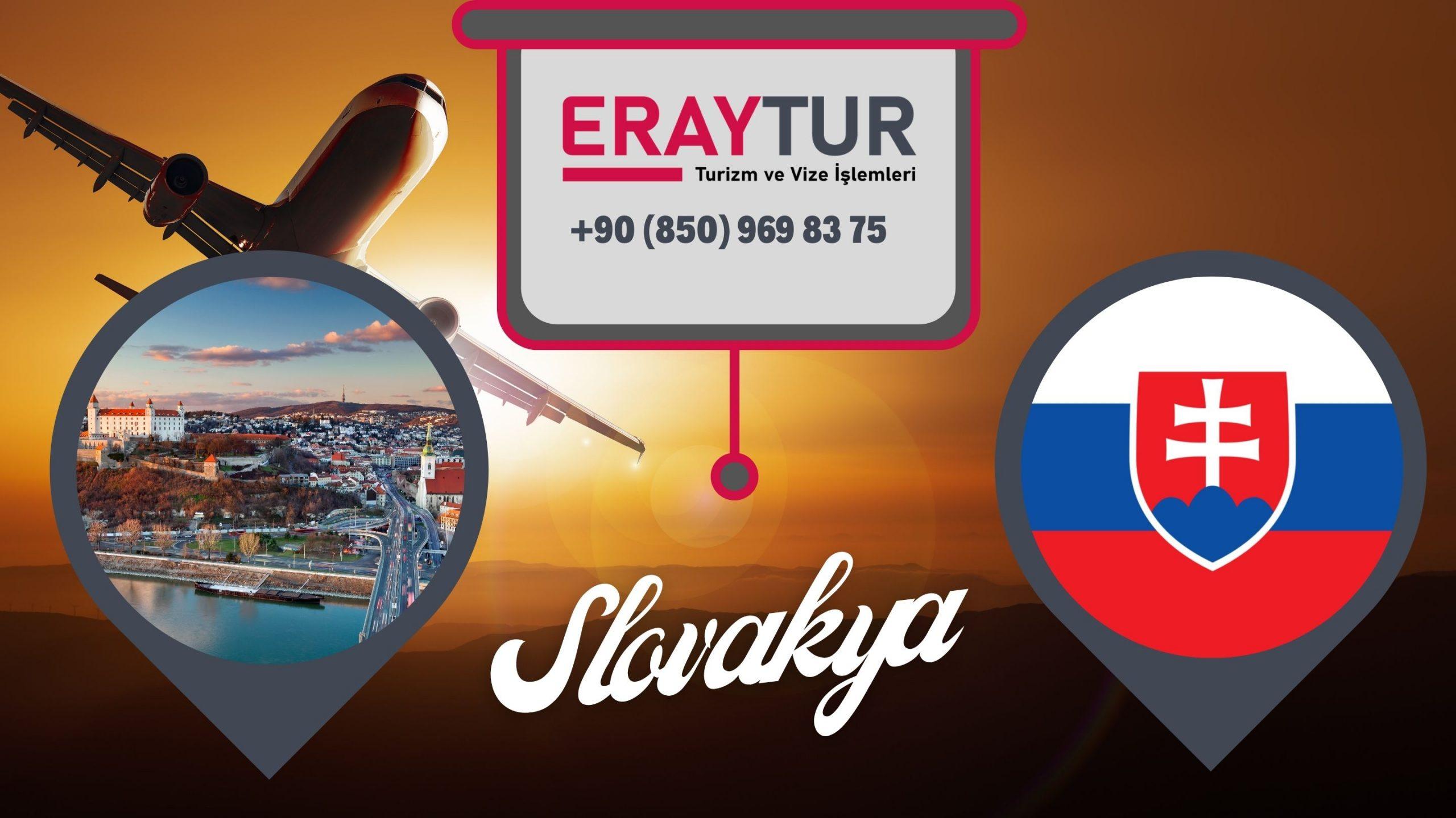 Slovakya Vizesi Başvuru Merkezleri