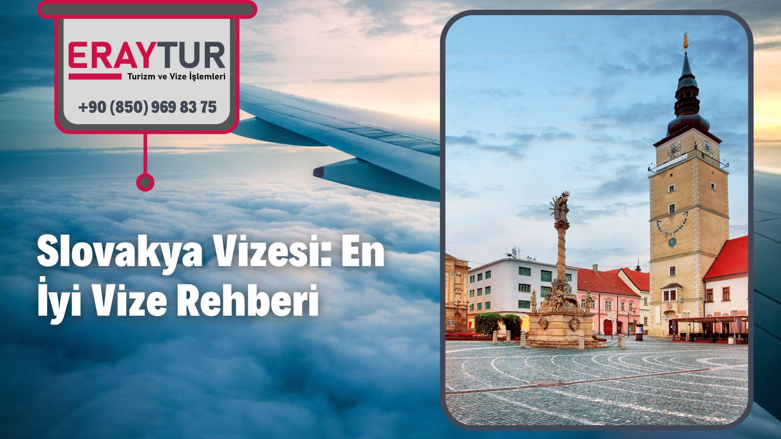 Slovakya Vizesi: En İyi Vize Rehberi 2021