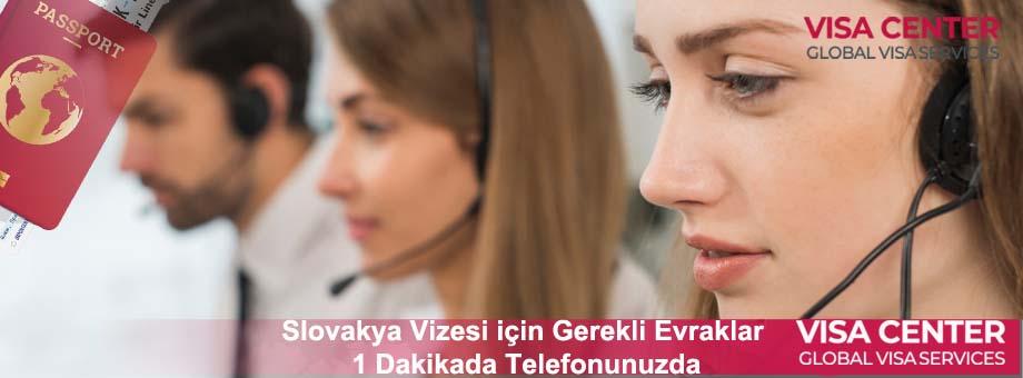 Slovakya Vize Evrakları: Yeni Liste [2021] 1 – slovakya vizesi gerekli evraklar