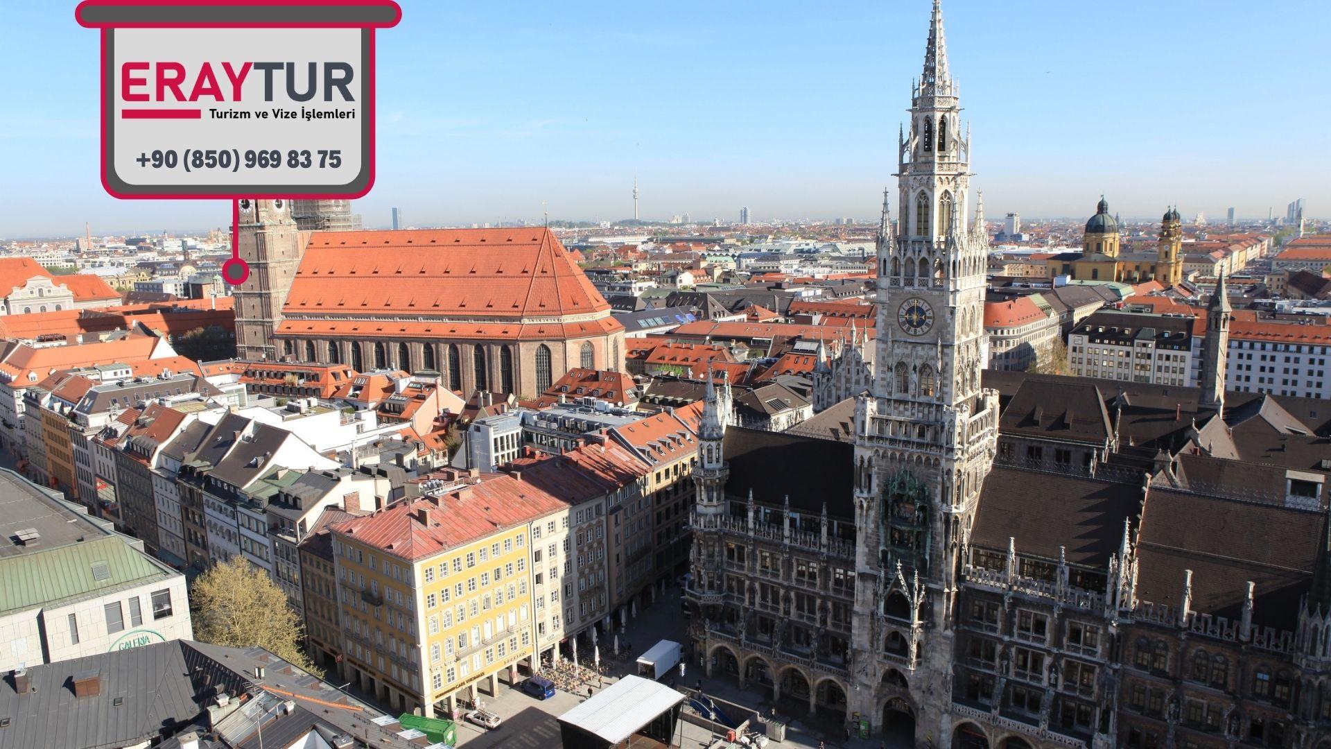 Süreli Almanya Vize Türleri Nelerdir?