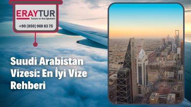 Suudi Arabistan Vizesi: En İyi Vize Rehberi 2021