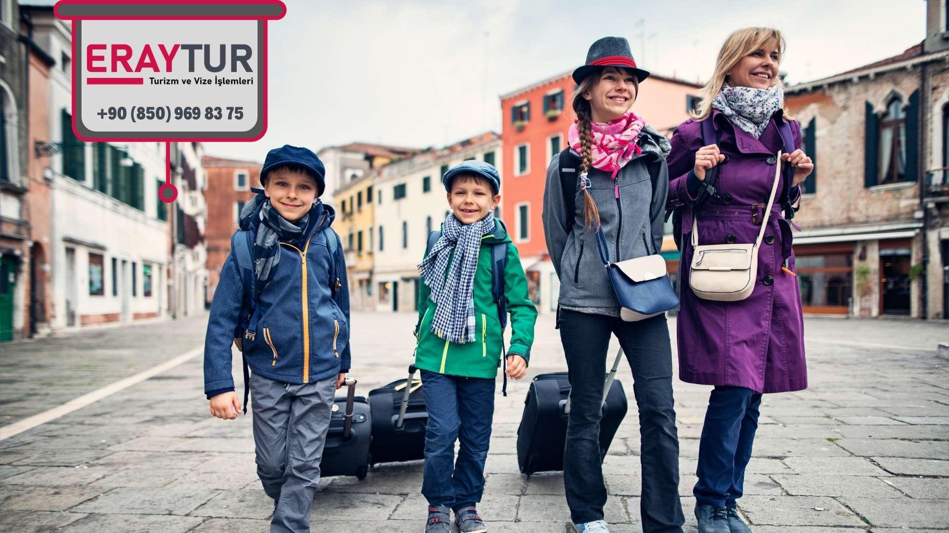 İtalya Aile Birleşimi Vize Ücreti