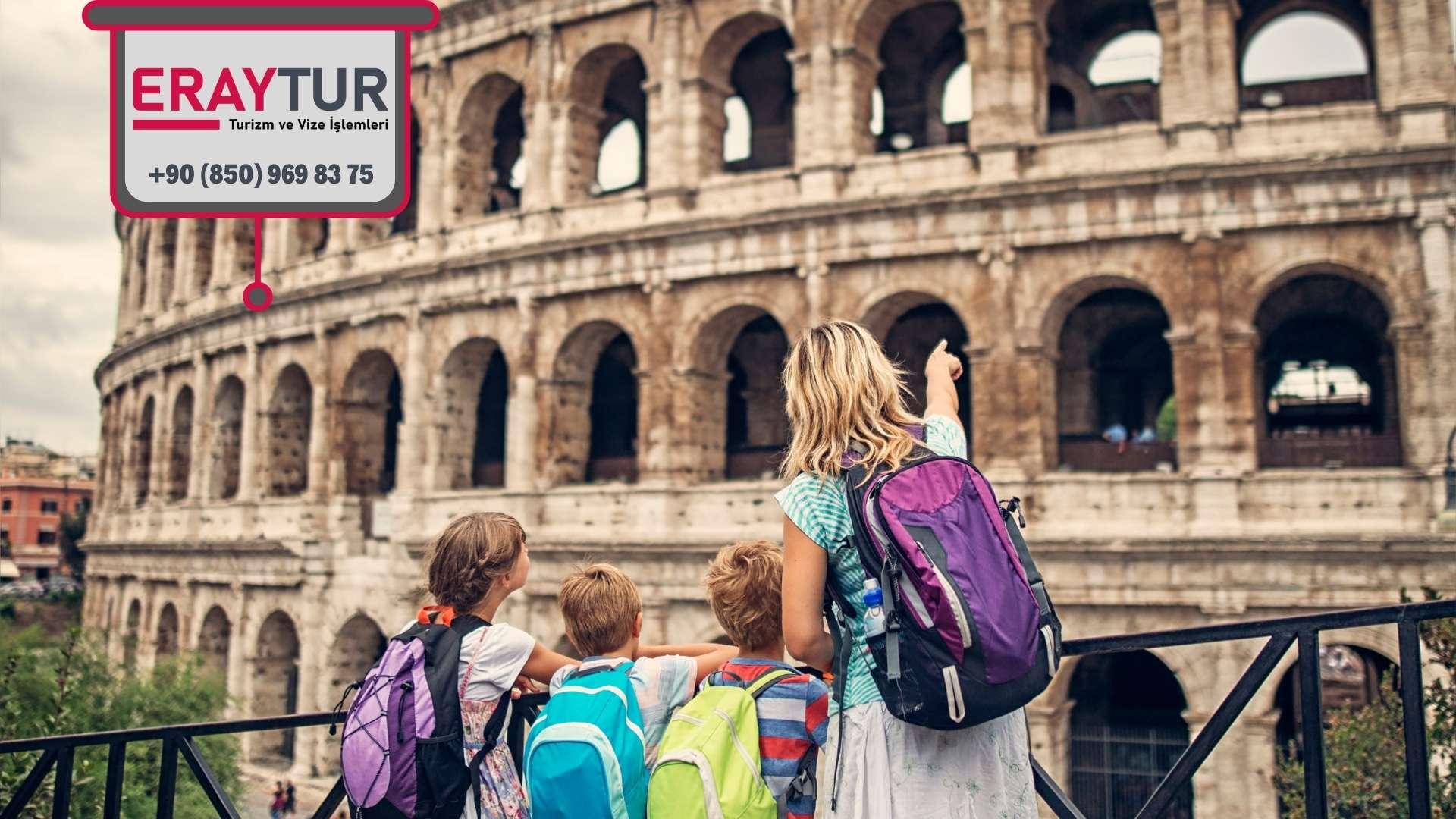İtalya Aile Birleşimi Vizesi