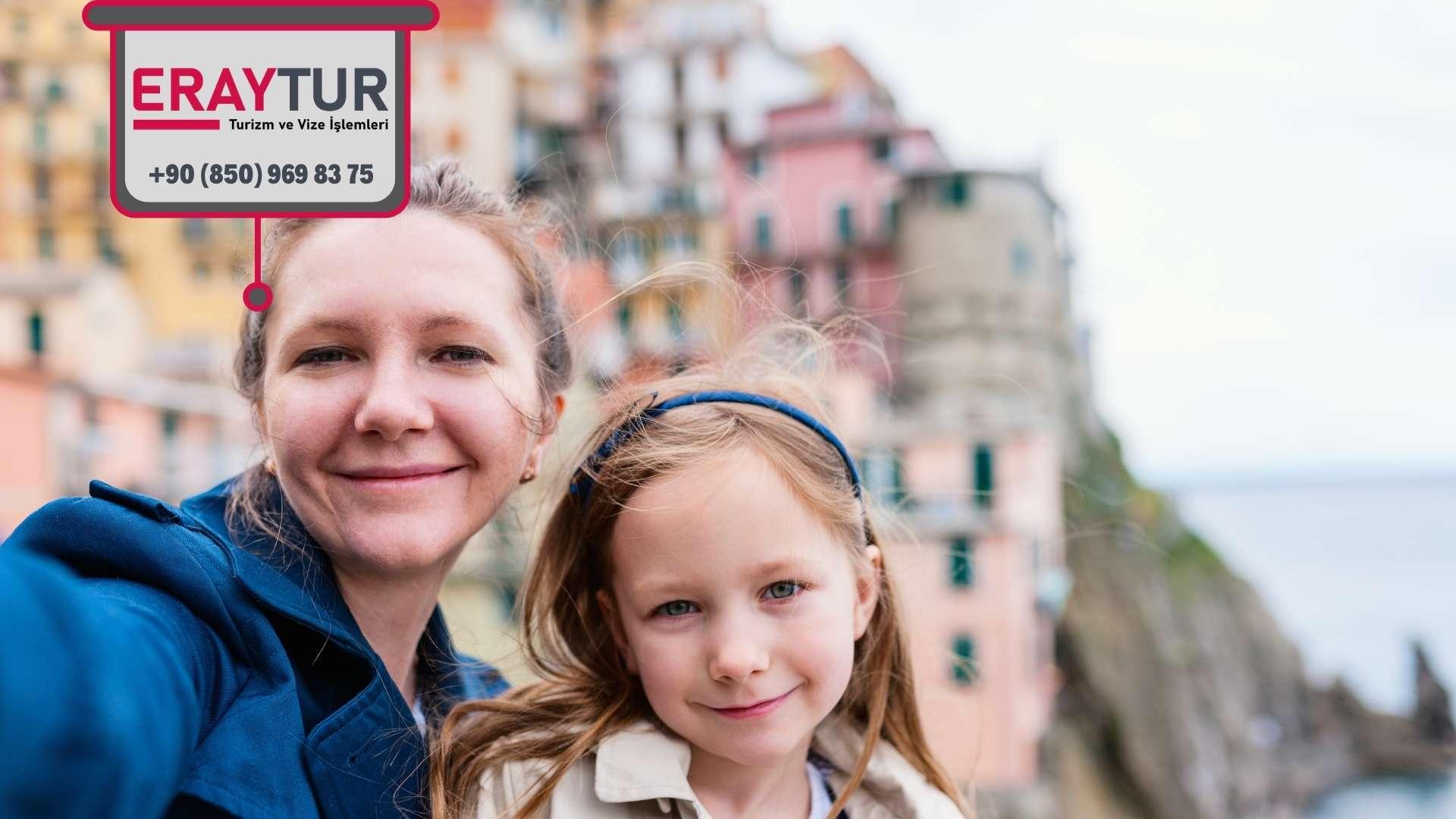 İtalya Aile Ziyareti Davetiye Örneği