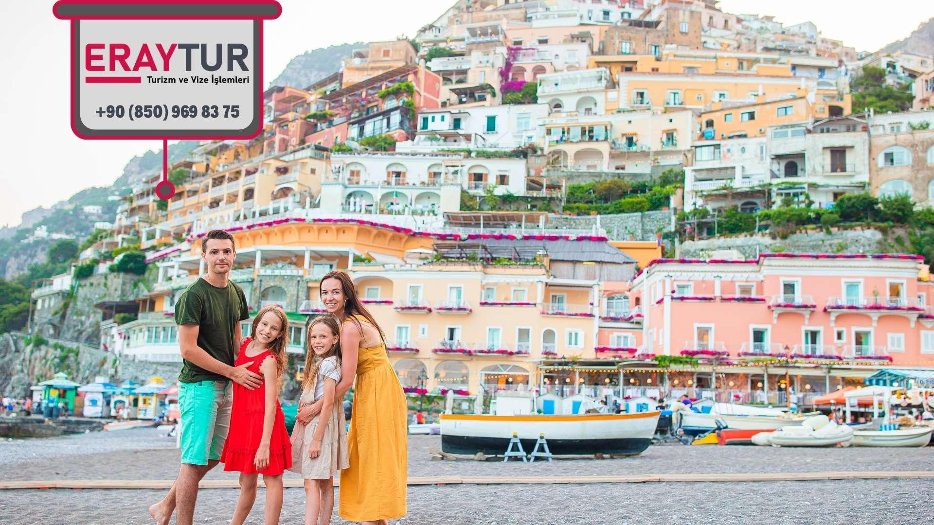 İtalya Aile Ziyareti Vize Dilekçe Örneği