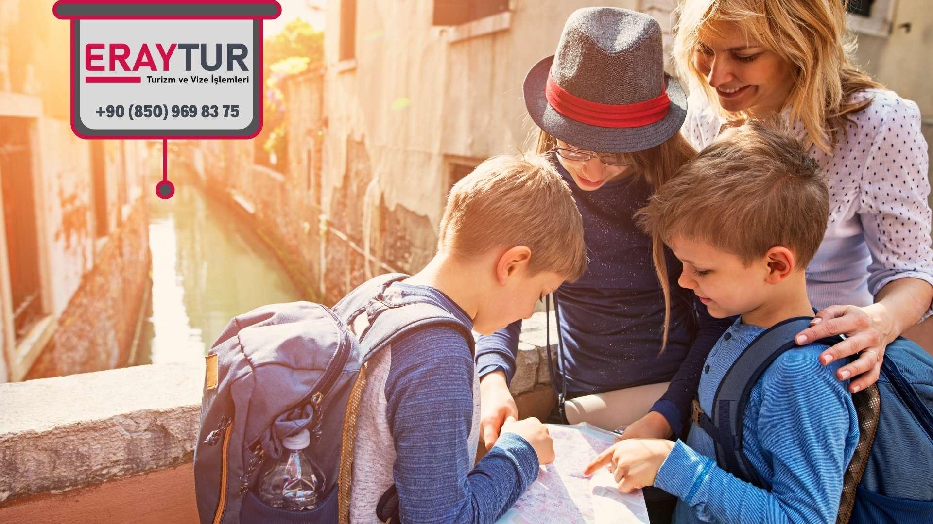 İtalya Aile Ziyareti Vize İçin Gerekli Evraklar