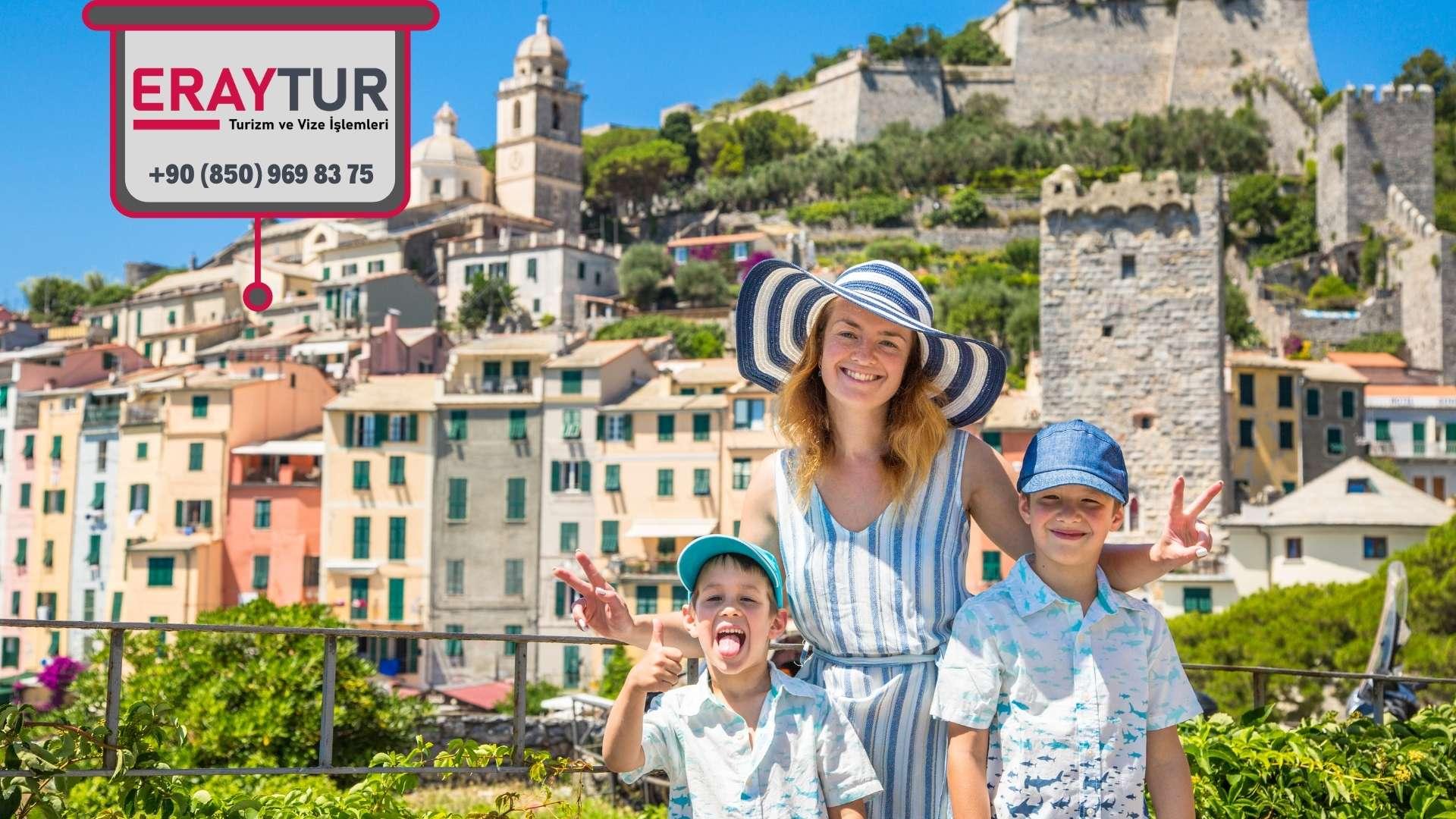 İtalya Aile Ziyareti Vize Kaç Günde Çıkar?