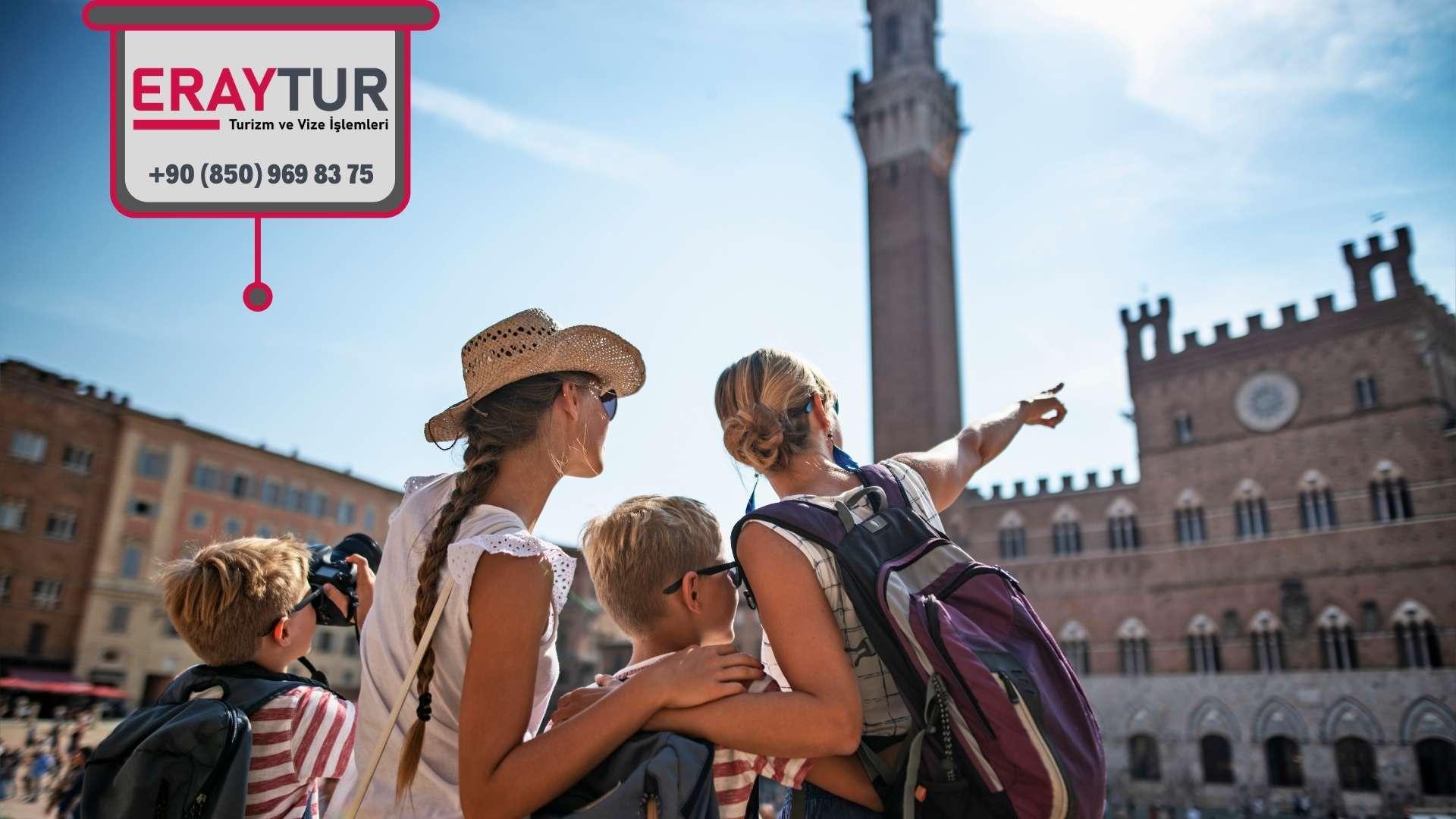 İtalya Aile Ziyareti Vizesi