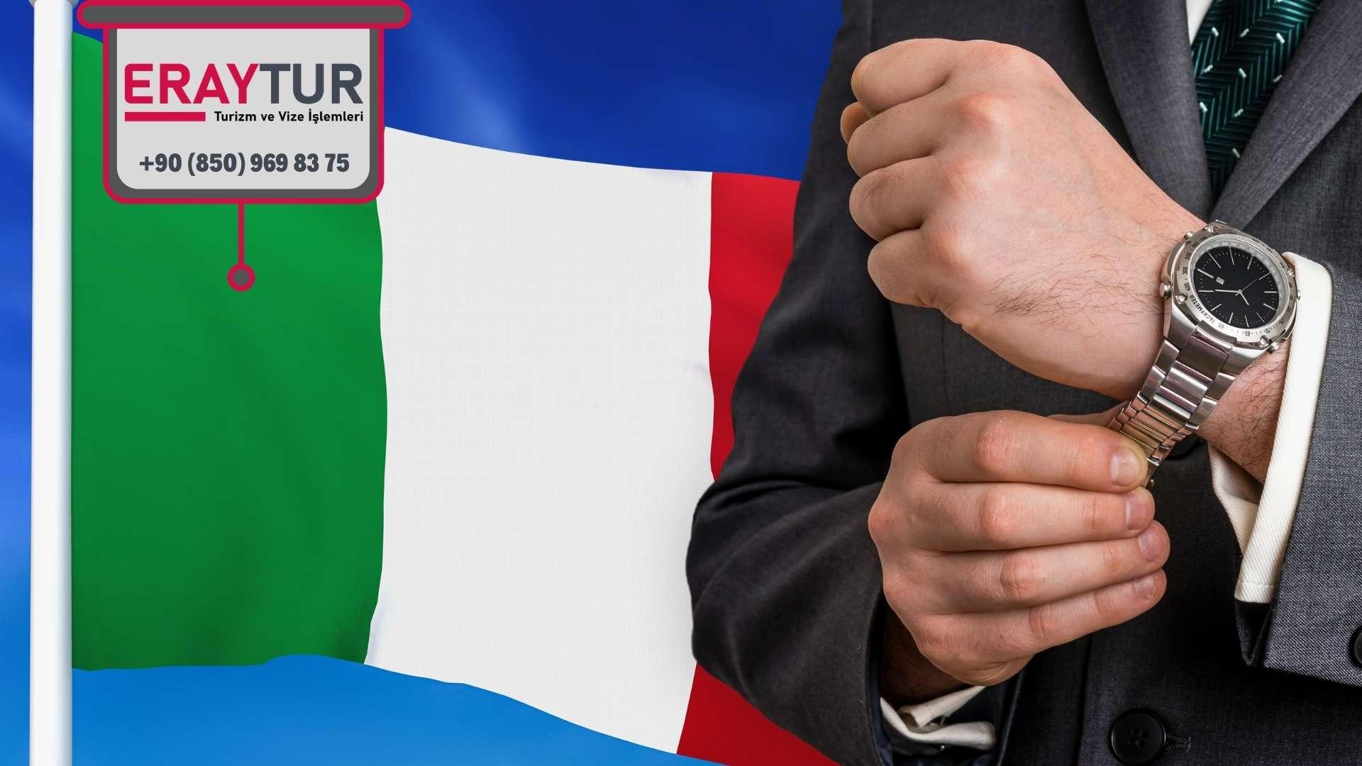 İtalya Ticari Vize