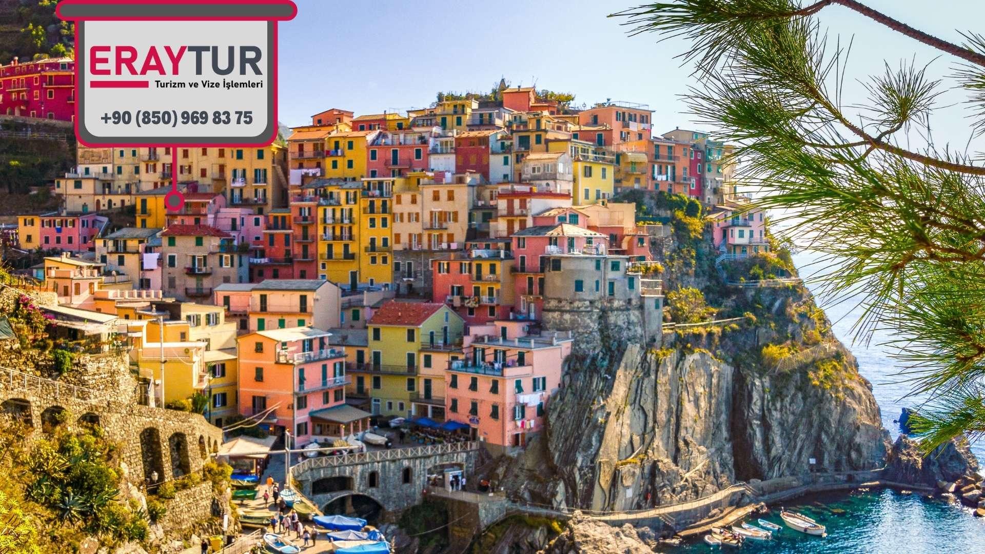 İtalya Turistik Vize Formu