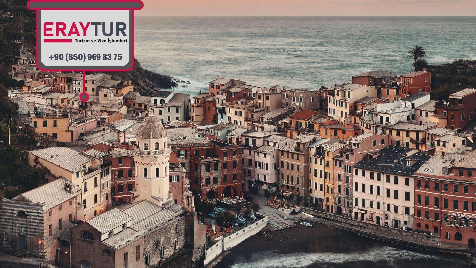İtalya Turistik Vize İşveren Evrakları