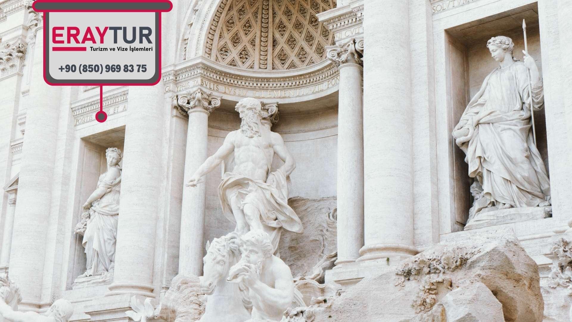İtalya Turistik Vize Kamu Çalışanı Evrakları