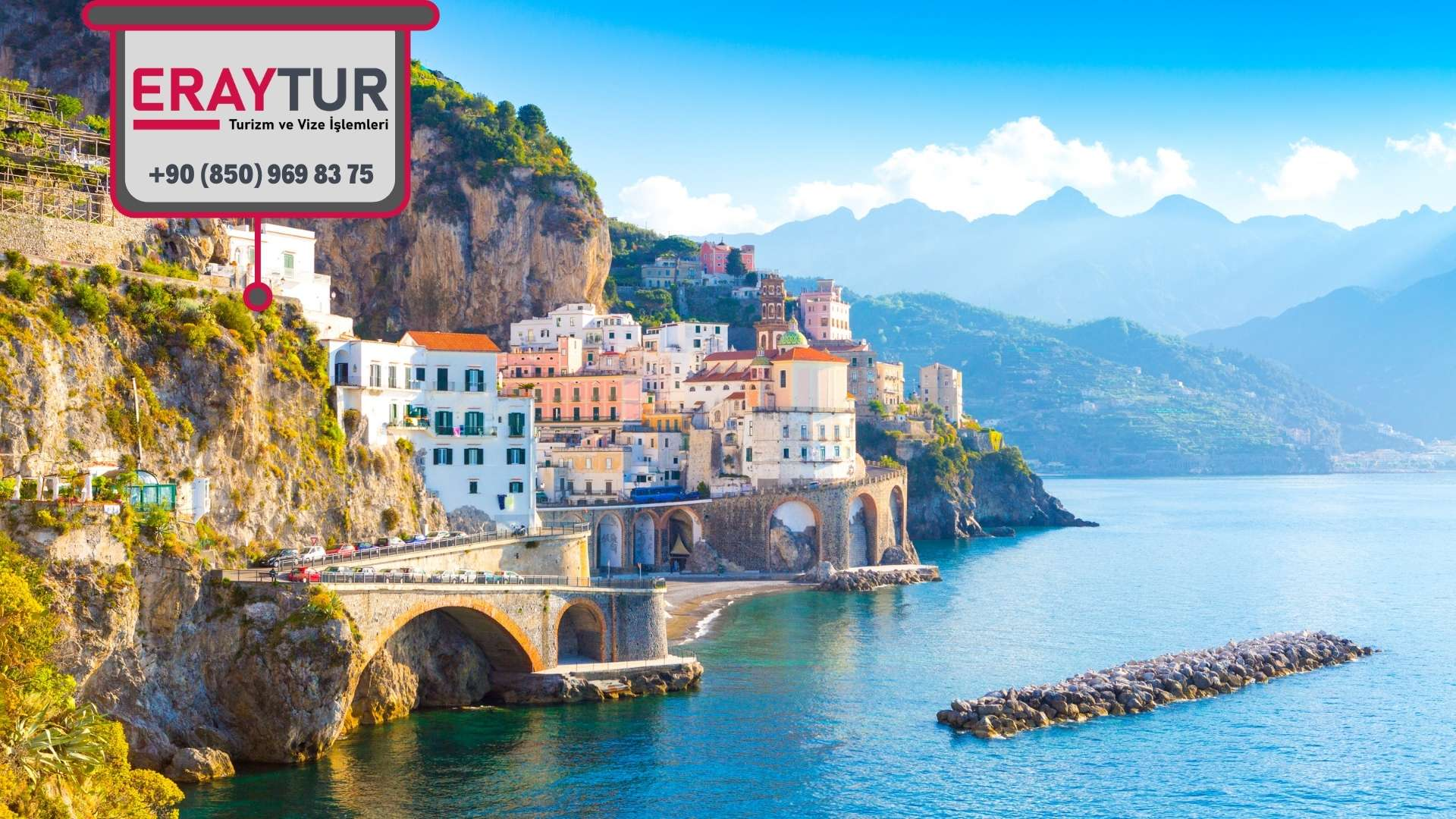 İtalya Turistik Vizesi İçin Gerekli Evraklar