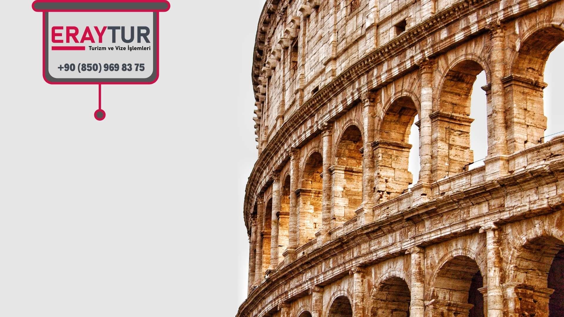 İtalya Turistik Vizesi